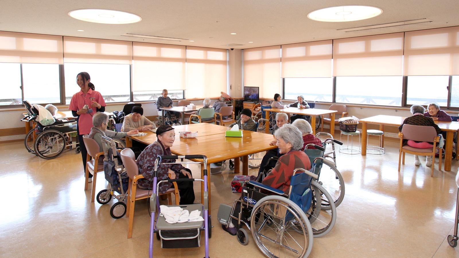 介護老人保健施設 杏園
